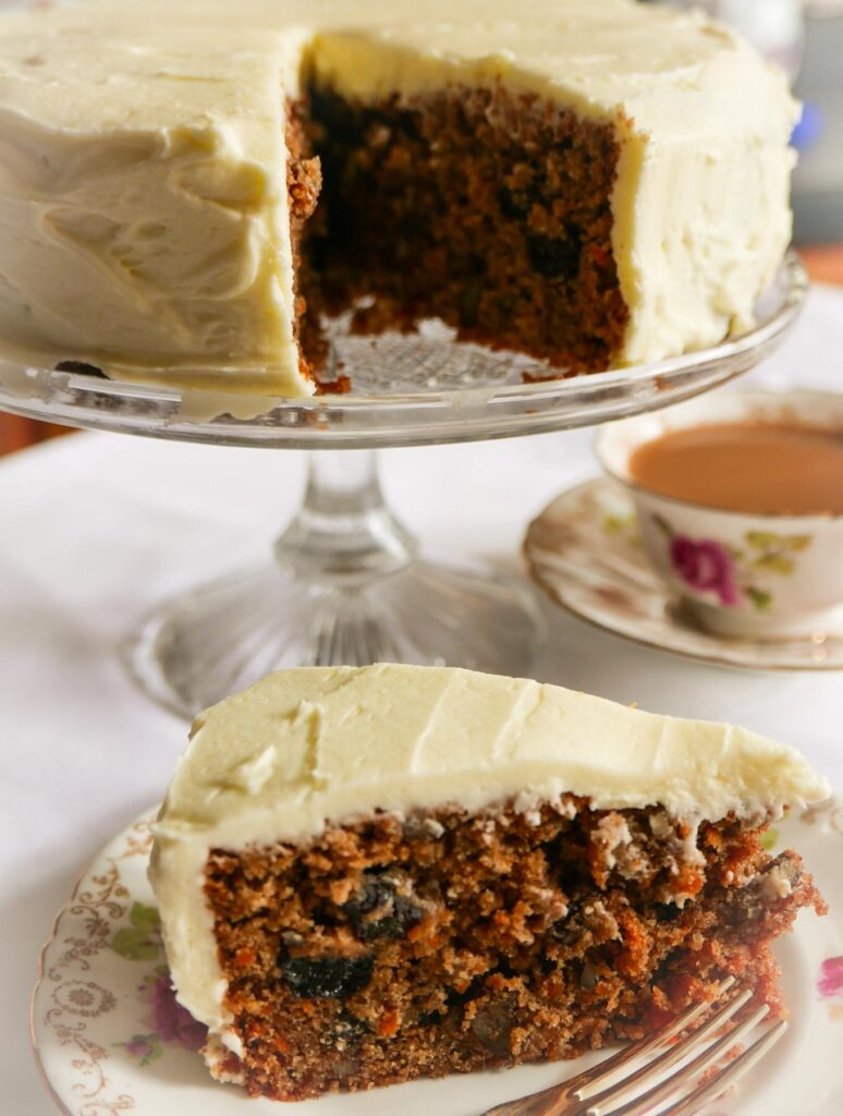 Can You Use Olive Oil In A Carrot Cake