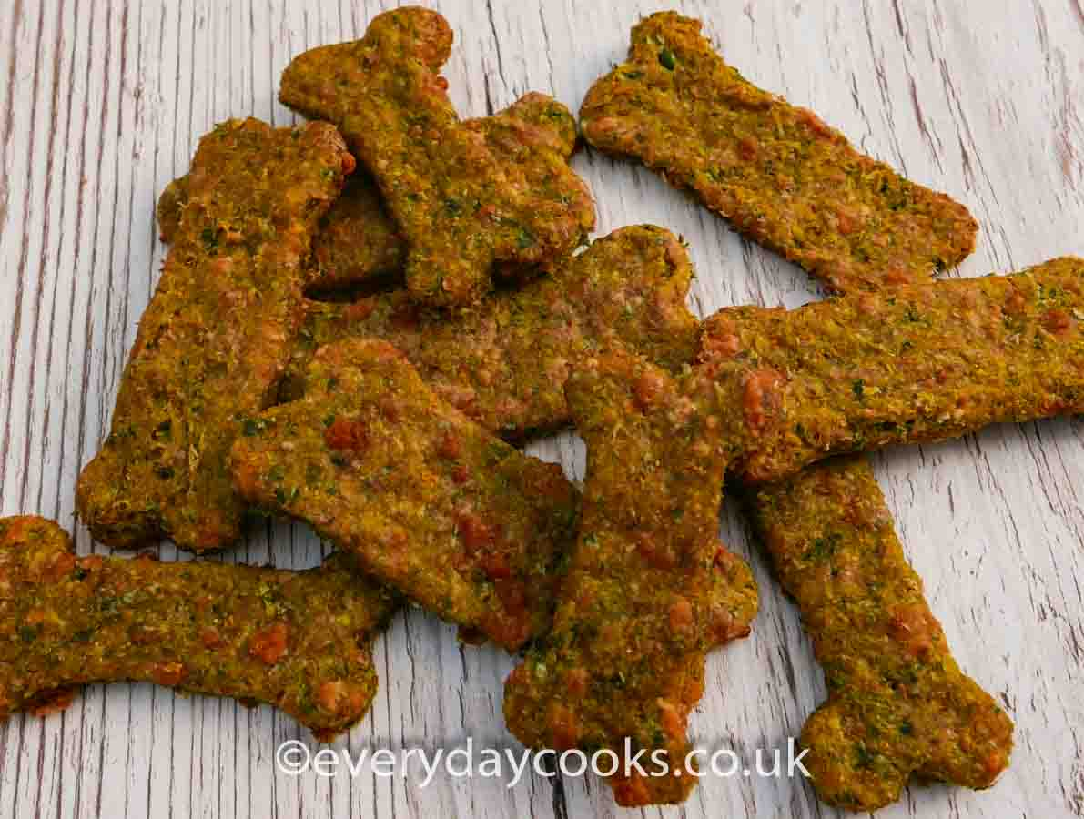 Dog Biscuits Everyday Cooks