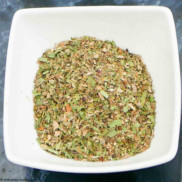 Top 5 Herb and Spice Mixes: Mixed Herbs.