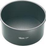 18cm deep cake tin