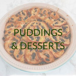 Everyday Puddings and Desserts